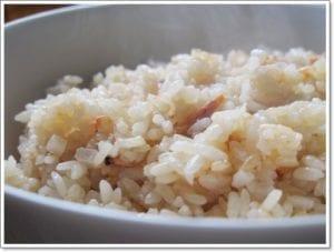 きのう何食べた(飯テロドラマ)のレシピ本発売日は簡単で美味しい-炊き込みご飯
