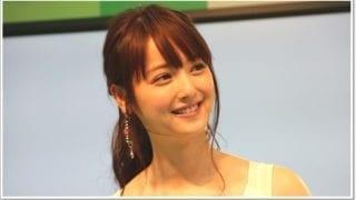 佐々木希の年収(2020)!レギュラーや番組出演本数、CMギャラは?